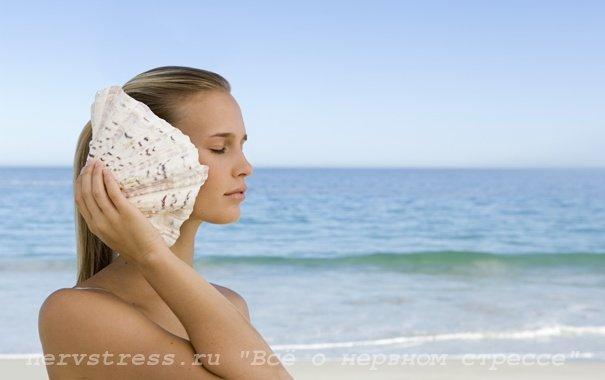 Спокойствие, как профилактика нервного стресса